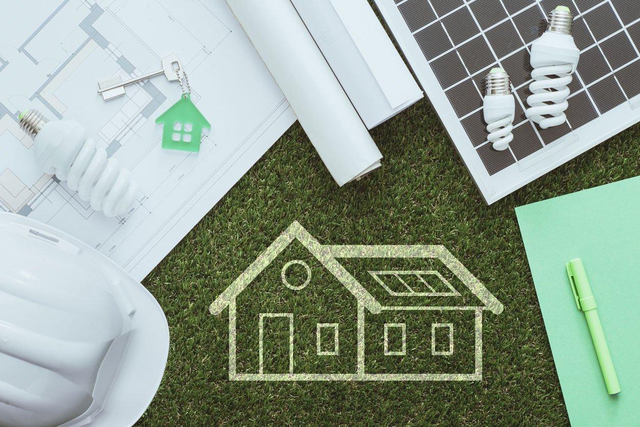 Planos de una casa para remodelar