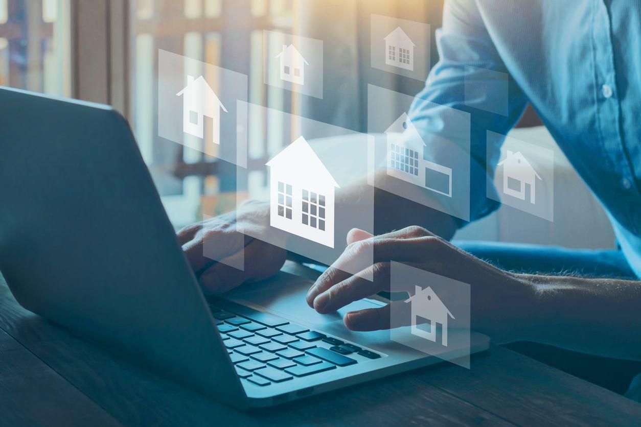 Buscando una hipoteca en línea