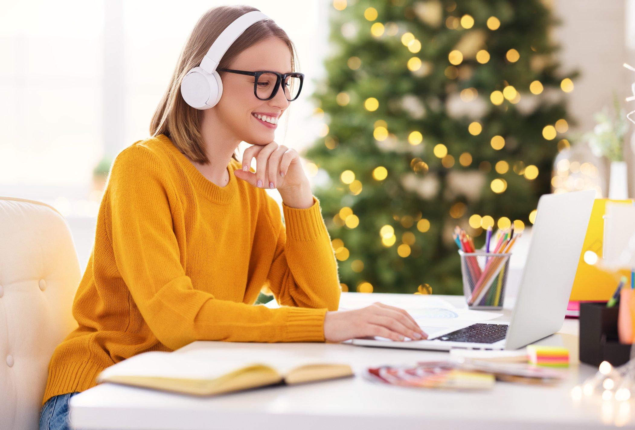 Generación leads navidad