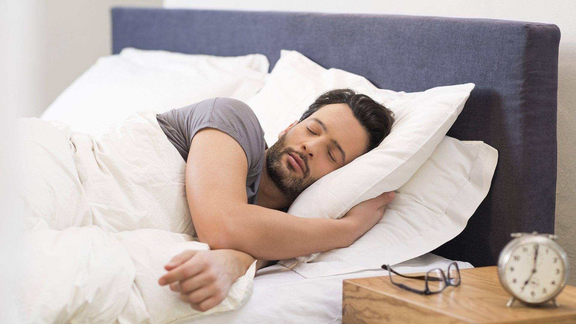 8 horas de sueño
