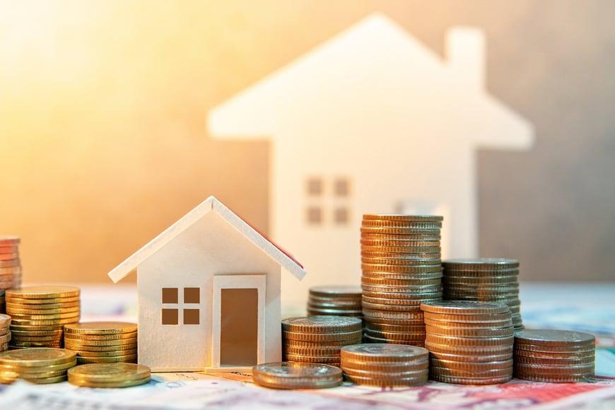 Presupuesto familiar para adquirir una casa