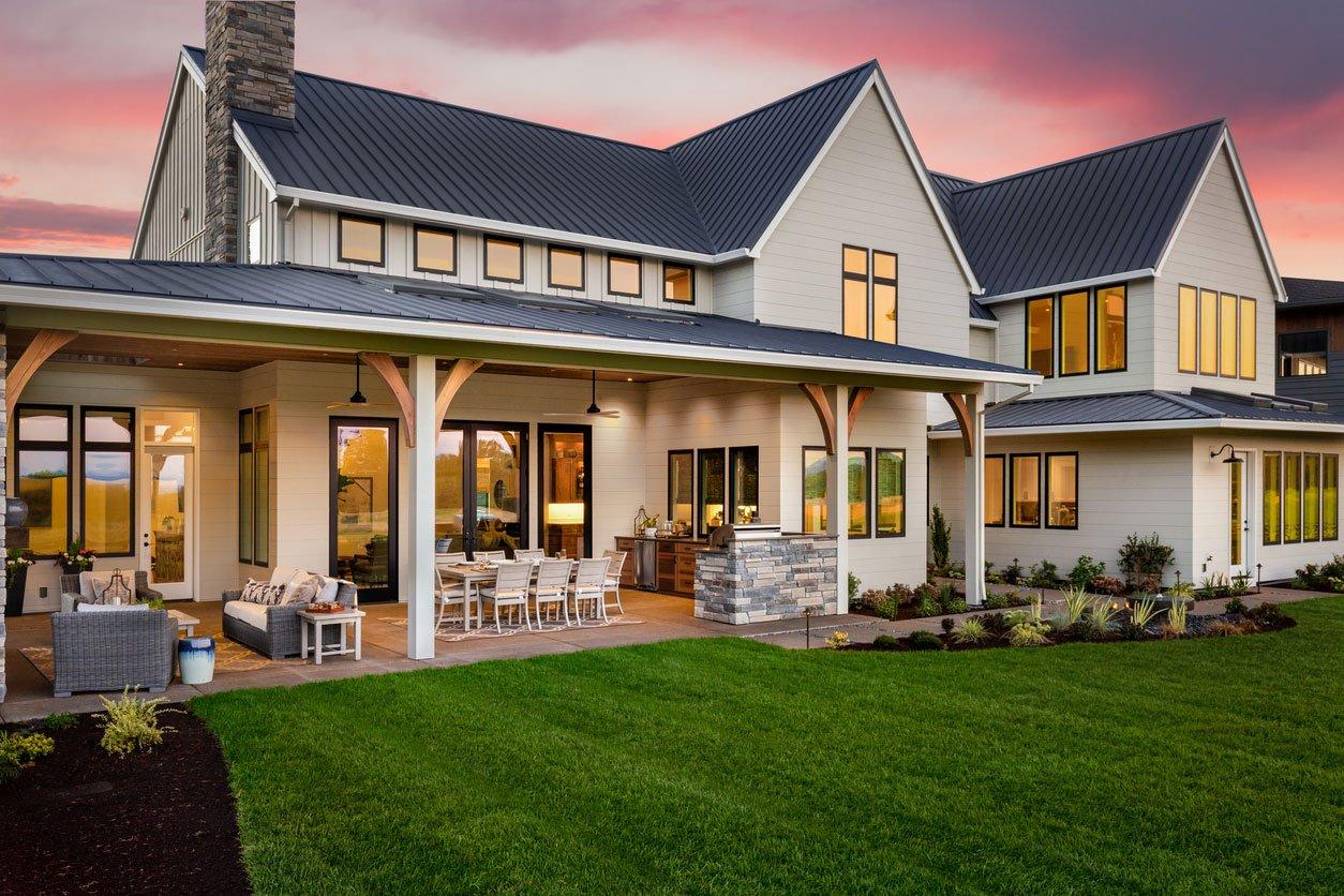 Inversión en bienes raíces con crédito hipotecario