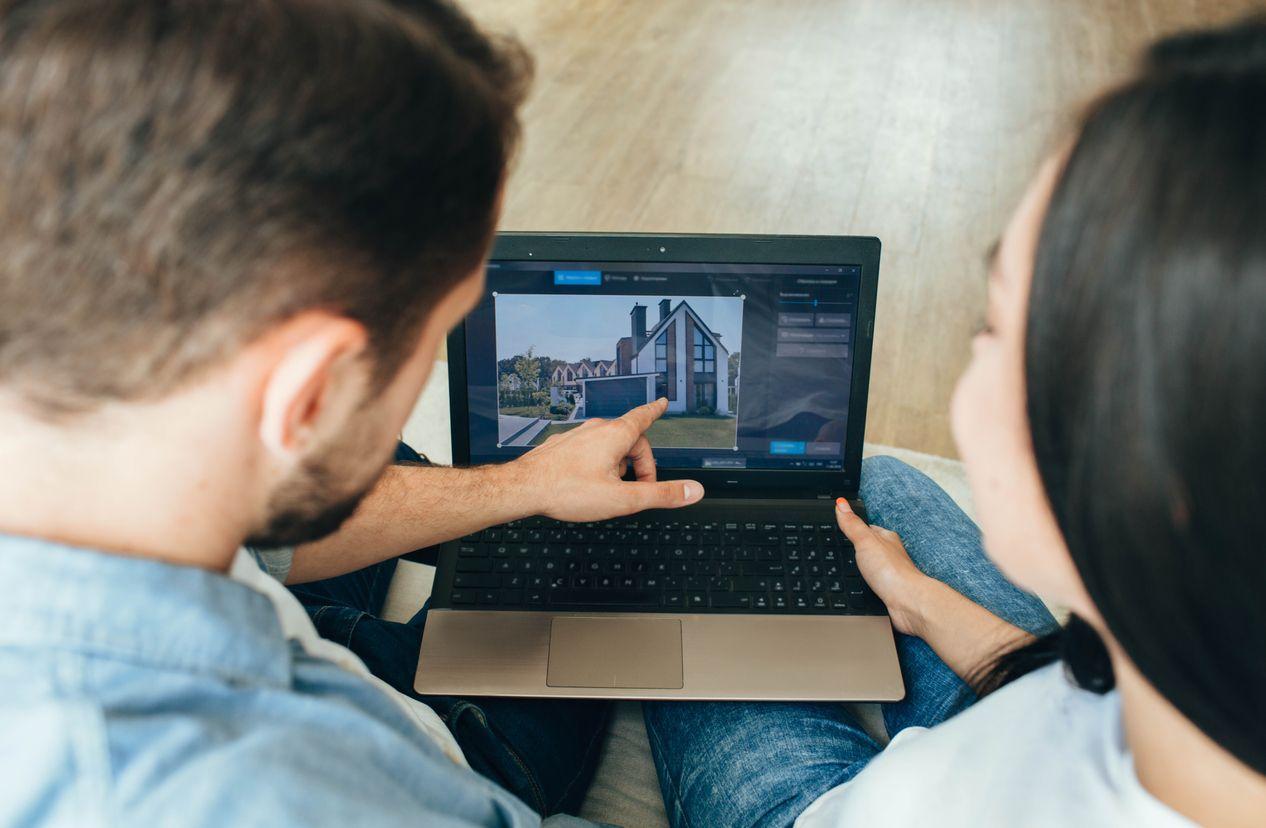 Crea tu página web inmobiliaria profesional con Nocnok CRM