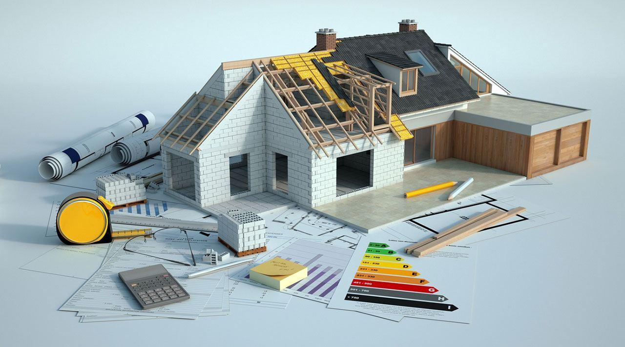 ¿Cuáles son los metros cuadrados promedio de una casa?